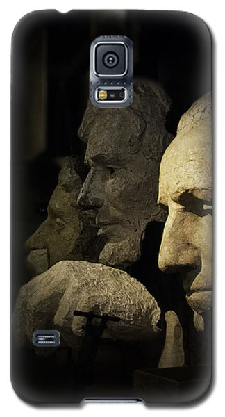 Faces Of Rushmore Galaxy S5 Case
