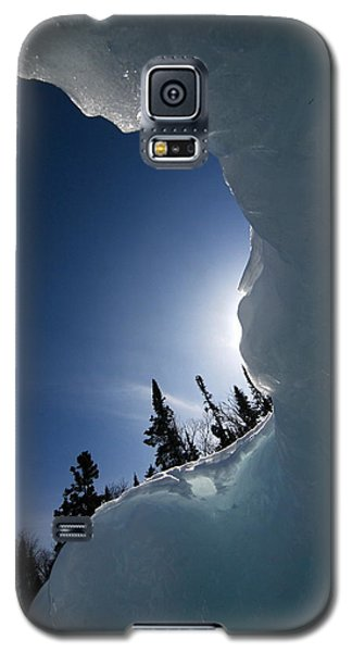 Facing The Wind Galaxy S5 Case by Sandra Updyke