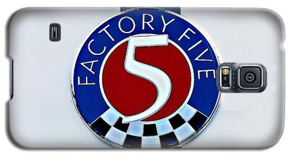 Factory Five Galaxy S5 Case