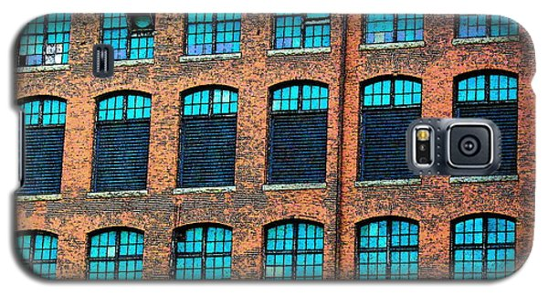 Factory Windows Galaxy S5 Case