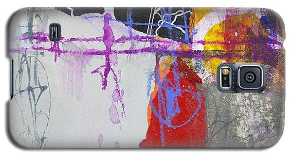 Faded Flower Galaxy S5 Case
