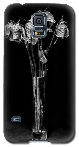 Faded Long Stems - Bw Galaxy S5 Case