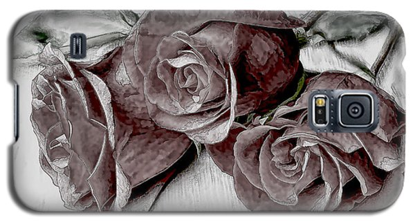 Faded Love Galaxy S5 Case by Bonnie Willis