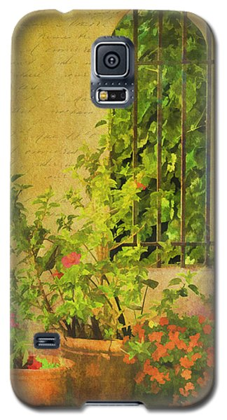 Faded Memories Galaxy S5 Case