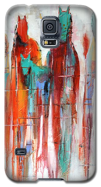Fading Away Galaxy S5 Case by Cher Devereaux