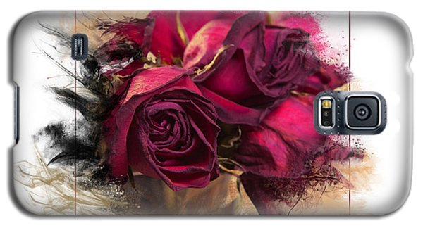 Fading Roses Galaxy S5 Case