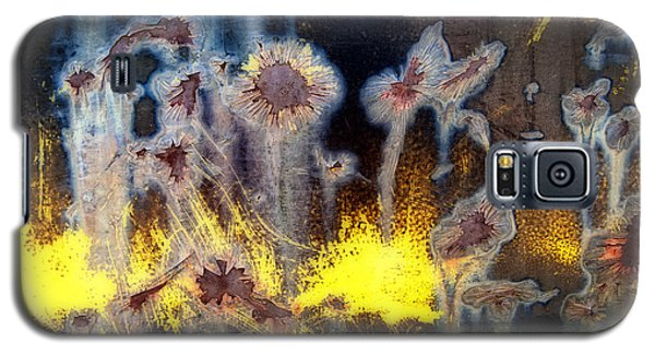 Fae And Fireworks Abstract Galaxy S5 Case