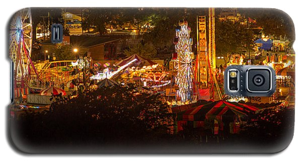 Fair Time In Paso Robles Galaxy S5 Case