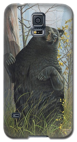 Fair Warning Galaxy S5 Case by Mike Brown