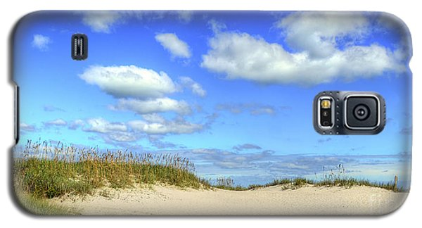 Fair Weather Along The Beach Galaxy S5 Case