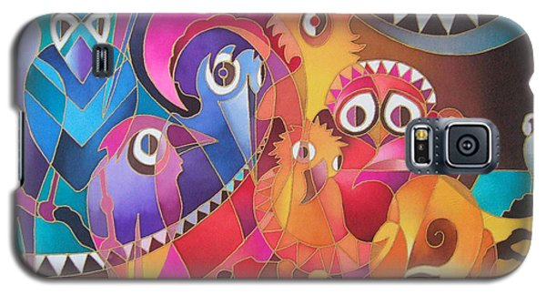 Fair Weather Friends Galaxy S5 Case