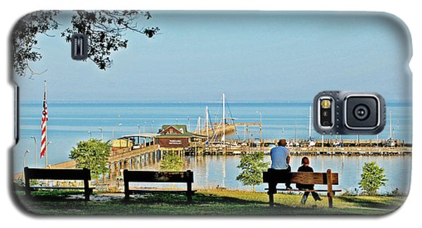 Fairhope Alabama Pier Galaxy S5 Case