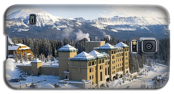 Fairmont Chateau Lake Louise Galaxy S5 Case