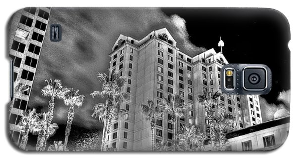 Fairmont From Plaza De Cesar Chavez Galaxy S5 Case