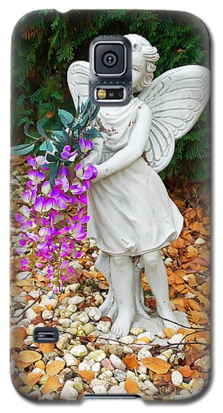 Galaxy S5 Case featuring the photograph Fairy by Aimee L Maher Photography and Art Visit ALMGallerydotcom