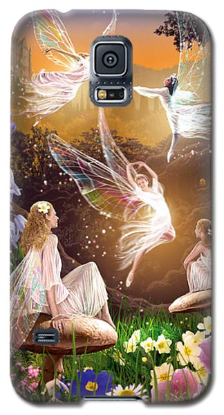 Fairy Ballet Galaxy S5 Case by Garry Walton