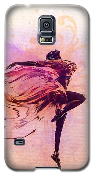Fairy Dance Galaxy S5 Case