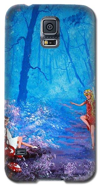 Fairy Dancer Galaxy S5 Case