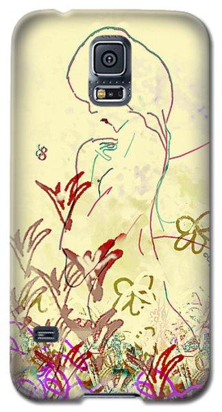 Fairy Galaxy S5 Case by Gabrielle Schertz