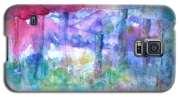 Fairy Garden Galaxy S5 Case