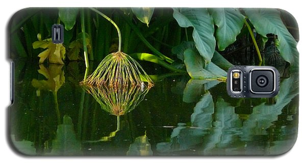 Galaxy S5 Case featuring the photograph Fairy Pond by Evelyn Tambour