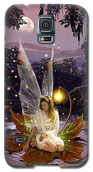 Fairy Princess Galaxy S5 Case by Garry Walton