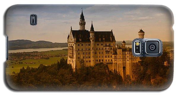 Fairy Tale Castle Galaxy S5 Case