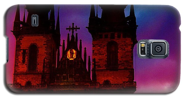 Fairy Tale Castle Prague Galaxy S5 Case