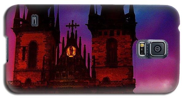 Fairy Tale Castle Prague Galaxy S5 Case