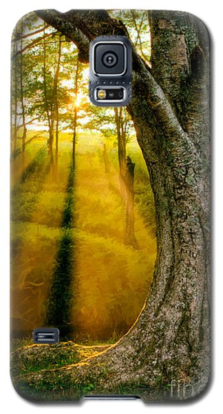 Faith And Hope Galaxy S5 Case
