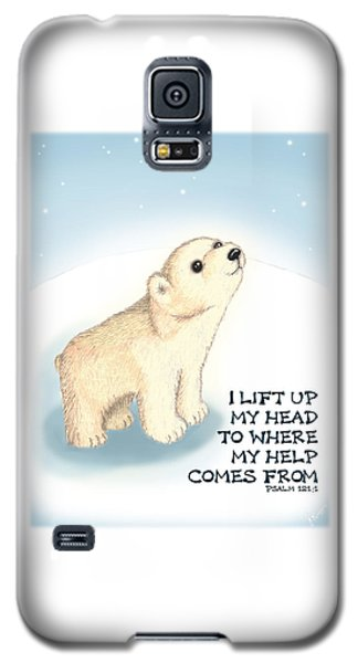 Faith Galaxy S5 Case by Jerry Ruffin