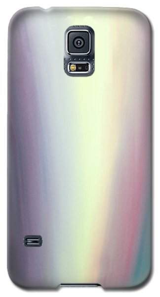Flowing Galaxy S5 Case by Karen Nicholson