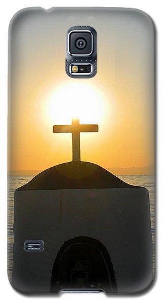 Galaxy S5 Case featuring the photograph Faith by Leena Pekkalainen