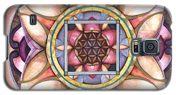 Faith Mandala Galaxy S5 Case