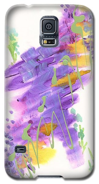 Faith The Final Frontier Galaxy S5 Case