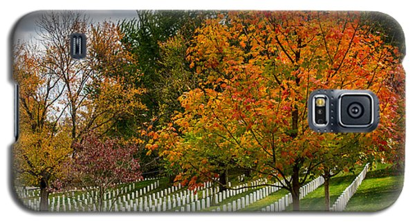 Fall Arlington National Cemetery  Galaxy S5 Case
