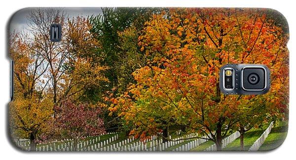 Fall Arlington National Cemetery  Galaxy S5 Case