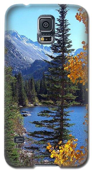 Fall At Bear Lake Galaxy S5 Case