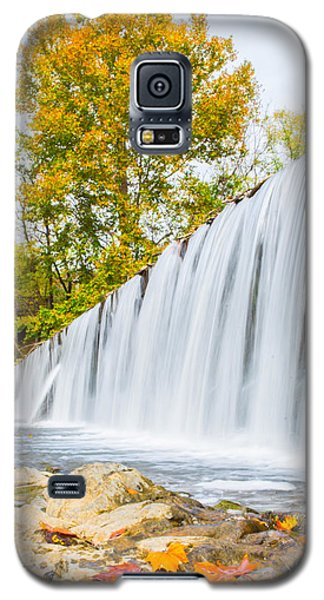 Fall At Buck Creek Galaxy S5 Case