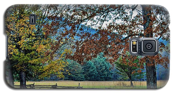 Fall At Cades Cove Galaxy S5 Case by Kenny Francis