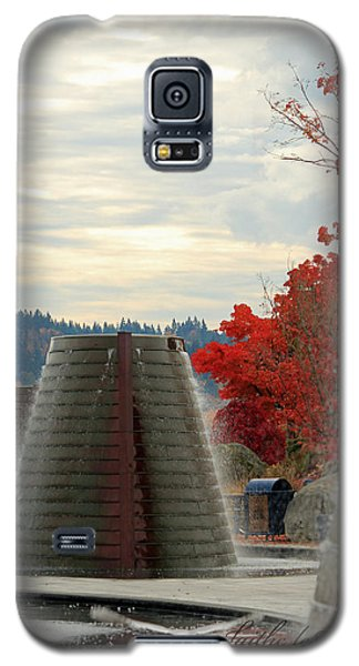 Harborside Fountain Park II Galaxy S5 Case