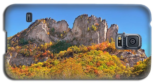 Fall At Seneca Rocks Galaxy S5 Case