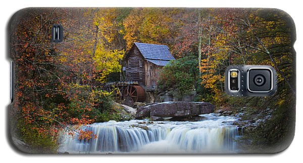 Mill At Babcock State Park Galaxy S5 Case