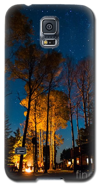 Fall At The Ponderosa Galaxy S5 Case