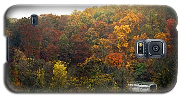 Fall At Valley Forge Galaxy S5 Case
