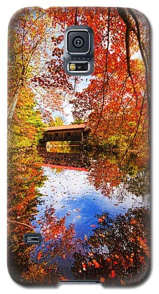 Fall At Waterloo Galaxy S5 Case