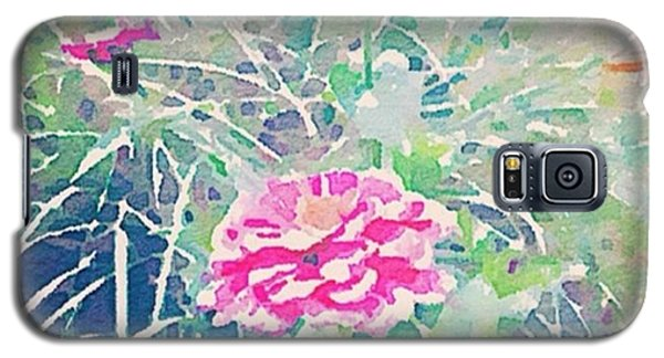 Fall Blooms Galaxy S5 Case