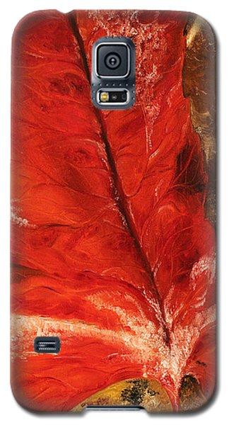 Fall Calmness Galaxy S5 Case