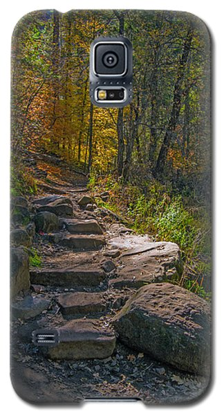 West Fork At Oak Creek Galaxy S5 Case