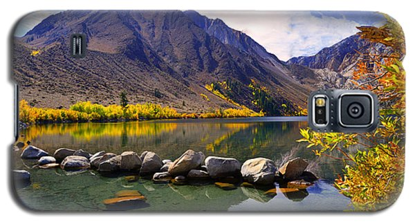 Fall Colors At Convict Lake  Galaxy S5 Case